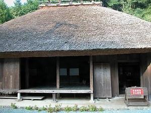 鈴木家住宅(静岡県浜松市北区引佐町) 主屋 すずきけじゅうたく しゅおく