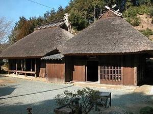 鈴木家住宅(静岡県浜松市北区引佐町) 釜屋 すずきけじゅうたく かまや