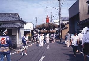 宍喰八坂神社の祇園祭 ししくいやさかじんじゃのぎおんまつり
