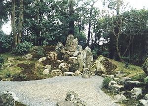 福田寺庭園 文化遺産オンライン