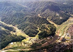 富田城跡 とだじょうあと