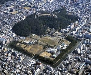 松山城跡 まつやまじょうあと