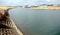 菊池川のチスジノリ発生地