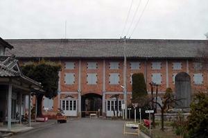 旧富岡製糸場 きゅうとみおかせいしじょう