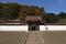 閑谷神社(旧閑谷学校芳烈祠) 練塀