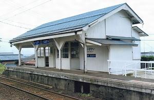えちぜん鉄道志比堺駅本屋 えちぜんてつどうしいざかいえきほんや