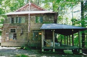 旧ライシャワー家別荘
