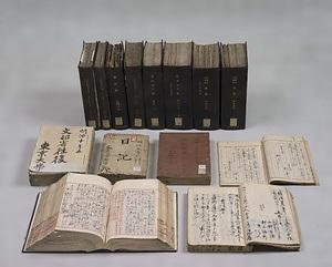 東京大学史関係資料 とうきょうだいがくしかんけいしりょう